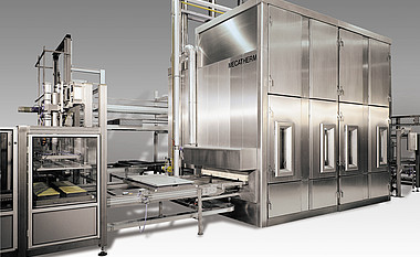 convection oven for bakery industrial