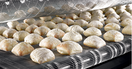 conduction and radiation stone oven for bakery